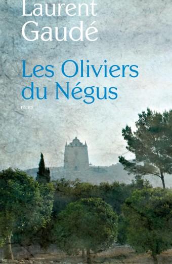 Couverture Oliviers du Négus